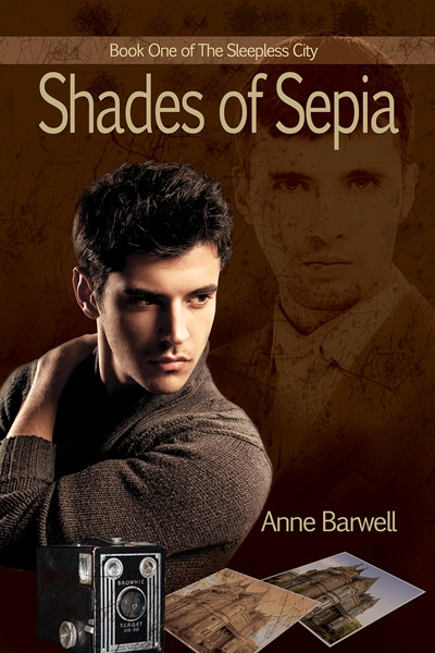 Shades of Sepia - Anne Barwell - The Sleepless City