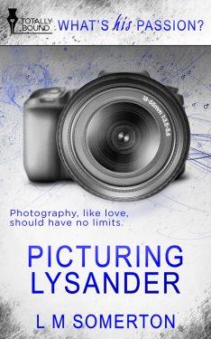 Picturing Lysander - L.M. Somerton