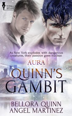 Quinn's Gambit - Angel Martinez and Bellora Quin - Aura