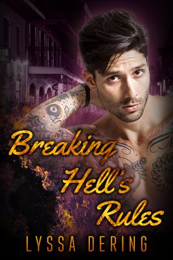 Breaking Hell's Rules - Lyssa Dering