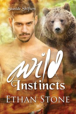 Wild Instincts - Ethan Stone - Seaside Shifters