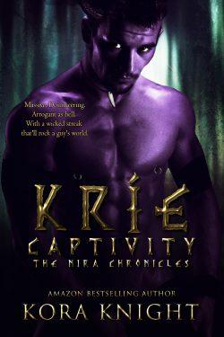 Book Cover: Kríe Captivity