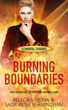 Burning Boundaries - Bellora Quinn & Sadie Rose Bermingham - Elemental Evidence
