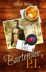 Book Cover: Bartender, P.I.
