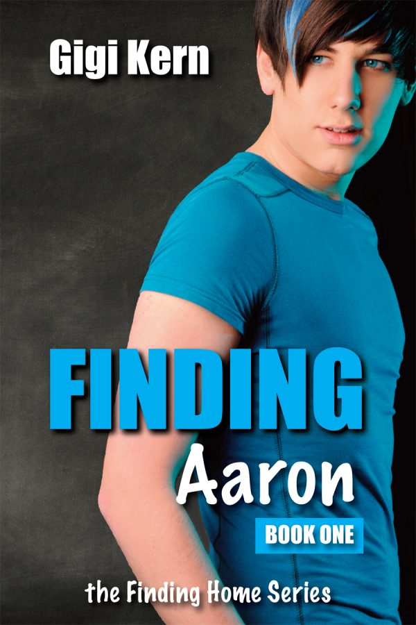 Finding Aaron - Gigi Kern - The Finding Home Series