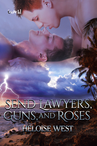 Book Cover: Send Lawyers, Guns, and Roses