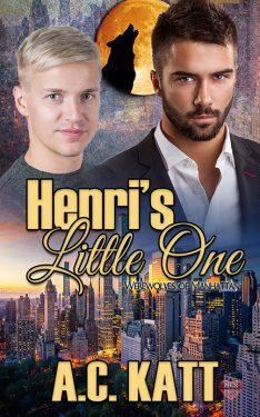 Henri's Little One - A.C. Katt