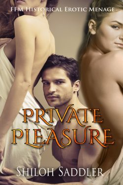 Private Pleasure - Shiloh Saddler