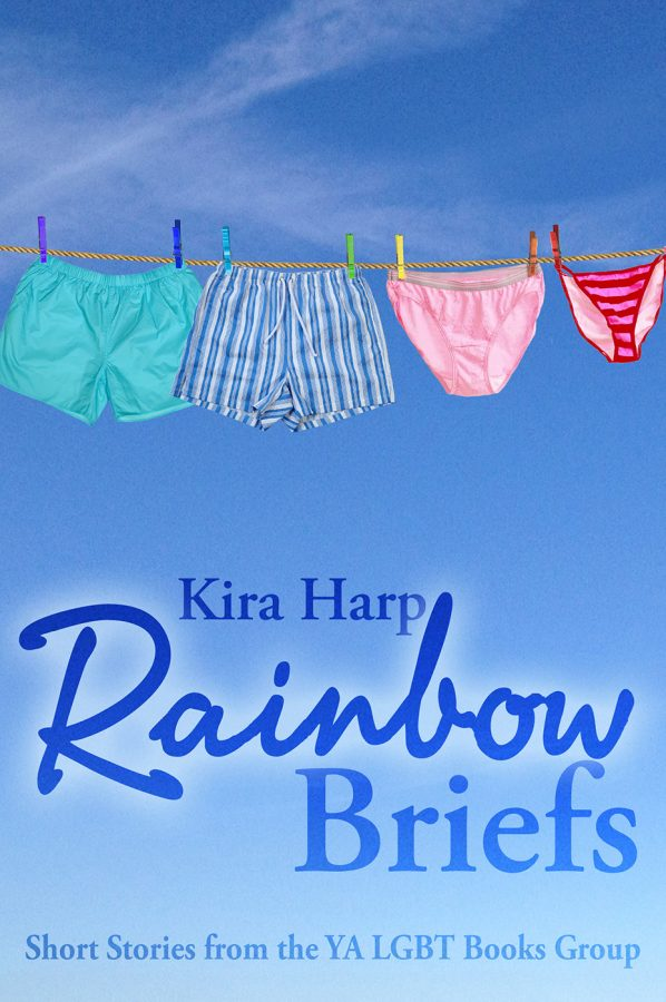 Rainbow Briefs - Kira Harp