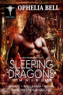 Sleeping Dragons Omnibus - Ophelia Bell - Sleeping Dragons