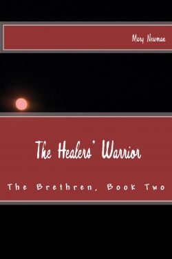 Book Cover: The Healers' Warrior