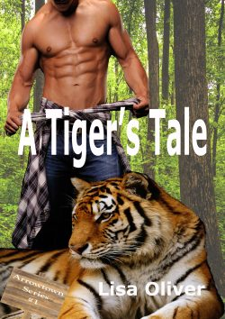 A Tiger's Tale - Lisa Oliver - Arrowtown