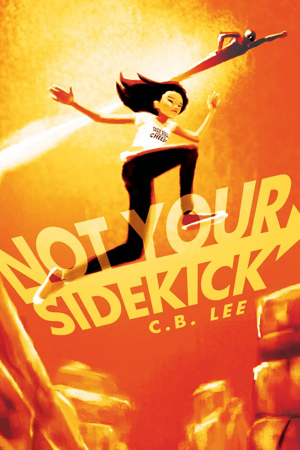 Book Cover: Not Your Sidekick