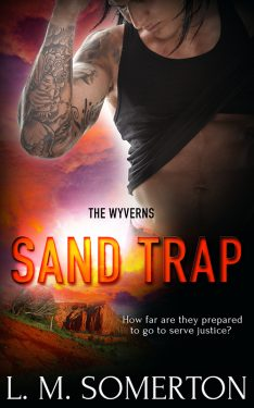 Sand Trap - L.M. Somerton