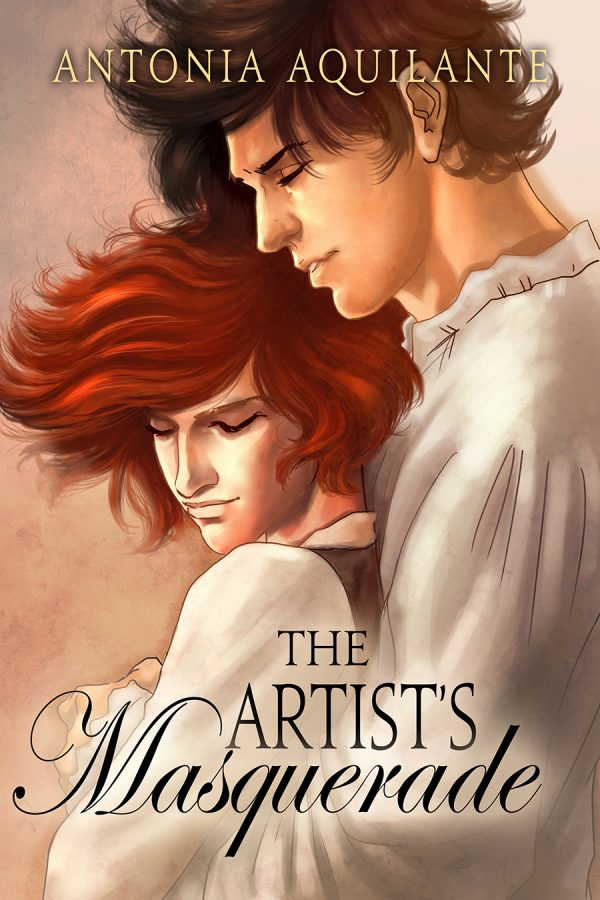 The Artist's Masquerade - Antonia Aquilante