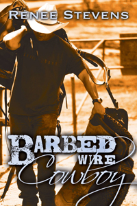 Barbed Wire Cowboy - Renee Stevens