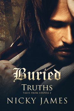 Buried Truths - Nicky James - Tales From Edovia