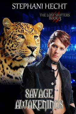 Savage Awakenings - Stephani Hecht - The Lost Shifters