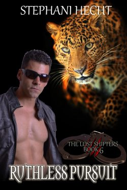 Ruthless Pursuit - Stephani Hecht - The Lost Shifters