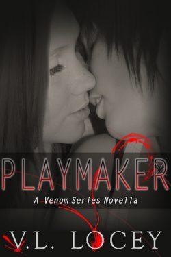Playmaker - V.L. Locey - Venom