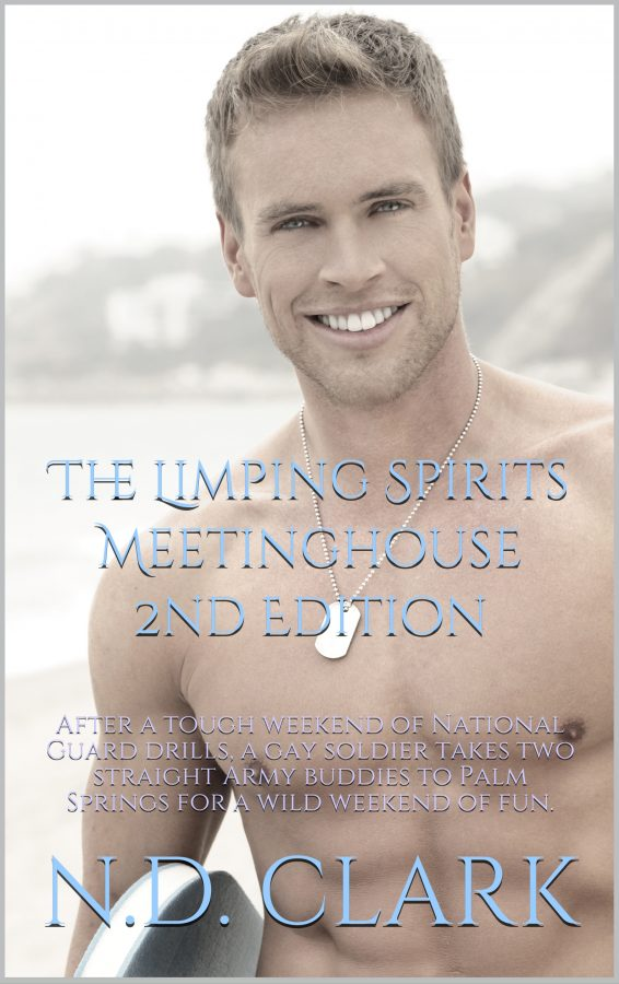 The Limping Spirits Meetinghouse 2nd Edition - ND. Clark