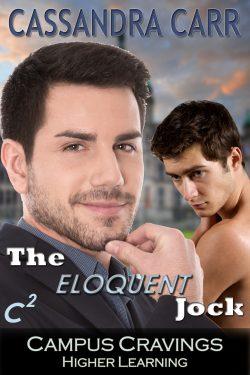 The Eloquent Jock - Cassandra Carr