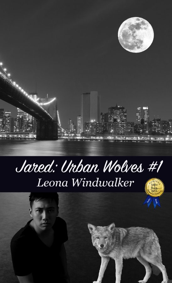 Jared - Leona Windwalker - Urban Wolves #1