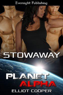 Stowaway Planet Alpha - Elliot Cooper