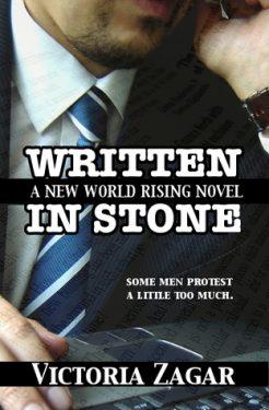Written in Stone - Victoria Zagar - New World Rising