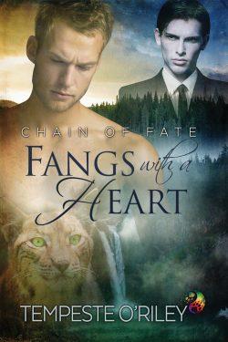 Fangs With a Heart - Tempeste O'Riley