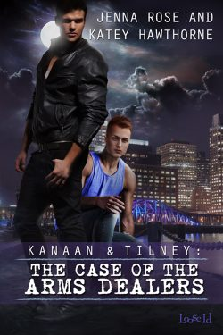 The Case of the Arms Dealers - Jenna Rose - Kanaan & Tilney