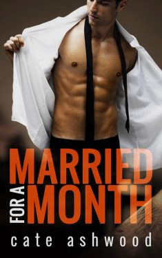 Married for a Month - Cate Ashwood