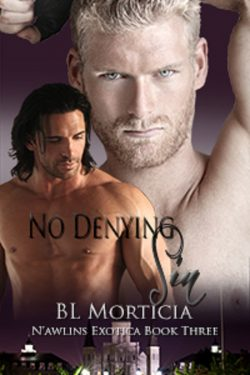Book Cover: No Denying Sin - N'awlins Exotica Series Book Three