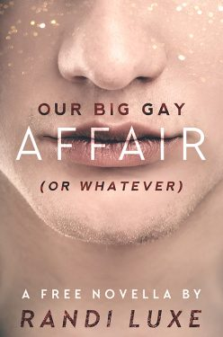 Our Big Gay Affair (Or Whatever) - Randi Luxe