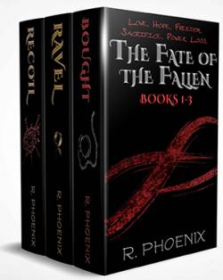 Fate of the Fallen Omnibus 1-3 - R. Phoenix