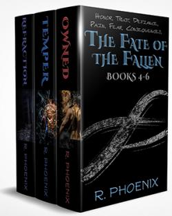 Fate of the Fallen Omnibus 4-6 - R. Phoenix