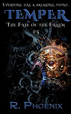 Temper - R. Phoenix - Fate of the Fallen