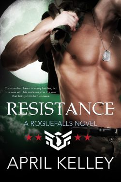 Resistance - April Kelley - Roguefalls