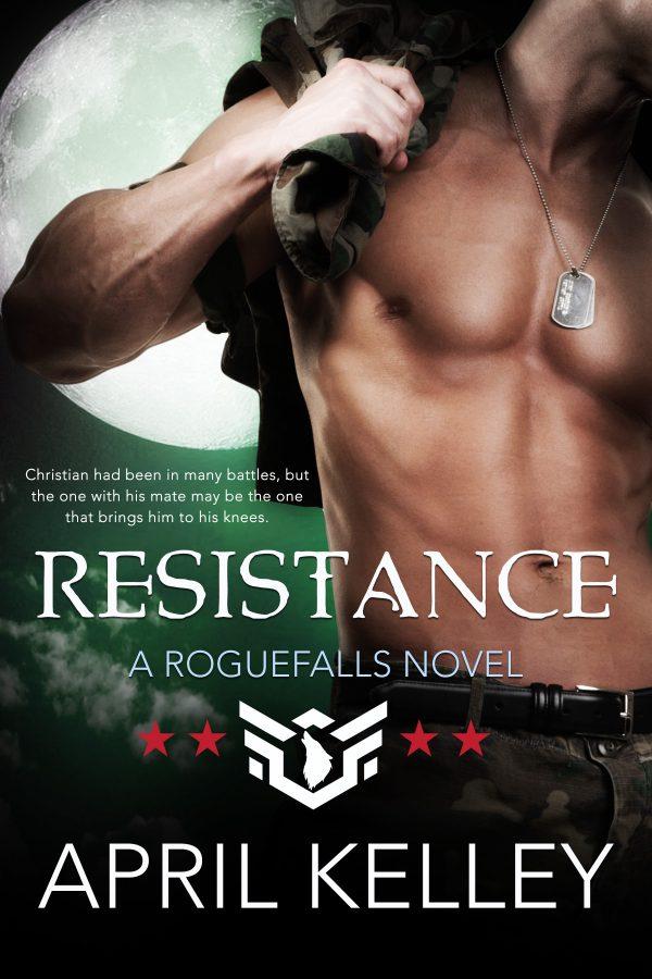 Resistance - April Kelley - Roguefalls