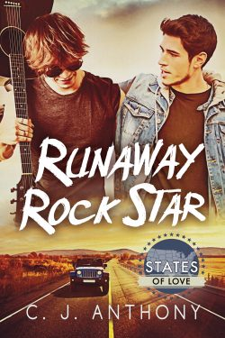 Runaway Rock Star - C.J. Anthony