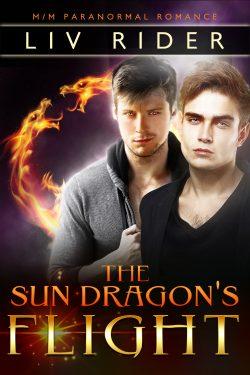 The Sun Dragon's Flight - Liv Rider