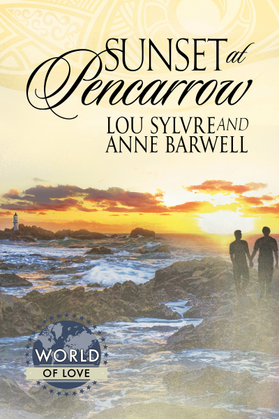 Sunset at Pencarrow - Lou Sylvre and Anne Barwell
