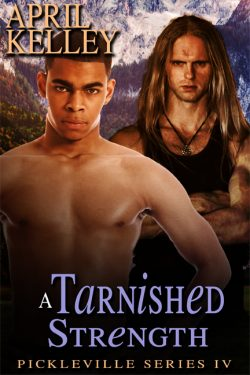 A Tarnished Strength - April Kelley - Pickleville