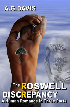 The Roswell Discrepancy - A.G. Davis