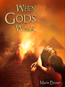 When Gods Walk - Marie Brown