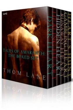 Tales of Amaranth boxed set - Thom Lane