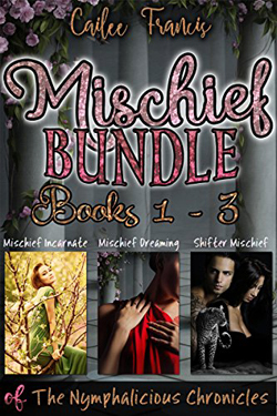 Mischief Bundle Books 1-3 - Cailee Francis