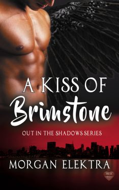 A Kiss of Brimstone - Morgan Elektra