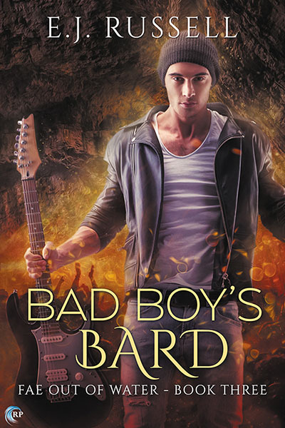 Bad Boy's Bard - E. J. Russell