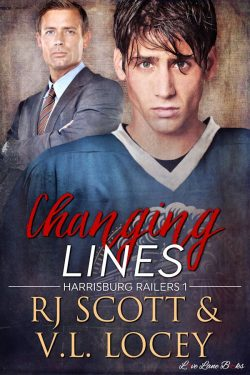 Changing Lines - R.J. Scott & V.L. Locey - Harrisburg Railers